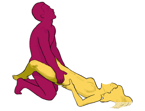 """поза для секса """"Водолей"""""""