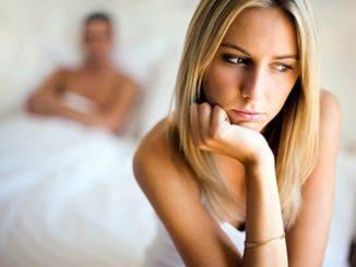 нет удовольствия от секса