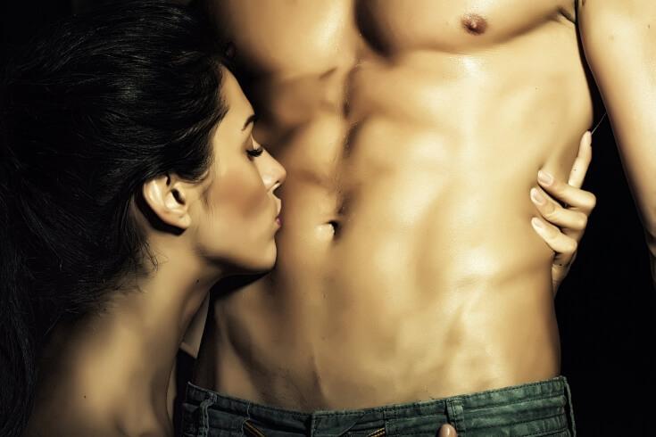 Где расположены эрогенные зоны у мужчин?