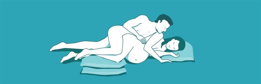 Анальный секс во время беременности