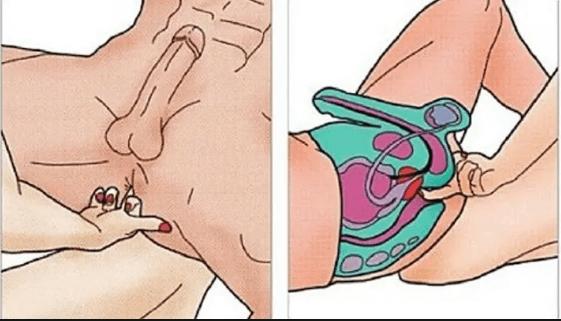 Стимуляция простаты мужу пальцем: особенности оргазма