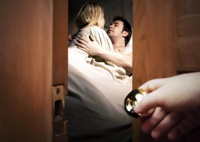 Есть ли секс после измены?